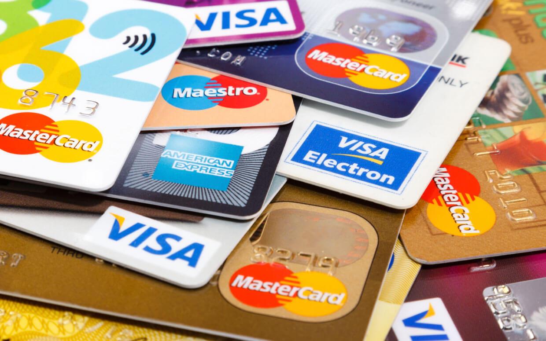 Número de Cartões de Crédito para Testes