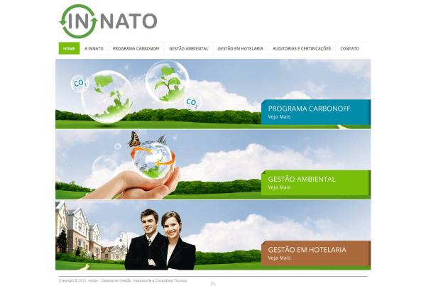 Innato – Programa Carbonoff, Gestão Ambiental e Gestão em Hotelaria