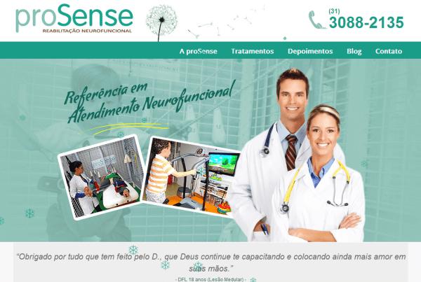 proSense – Reabilitação Neurofuncional