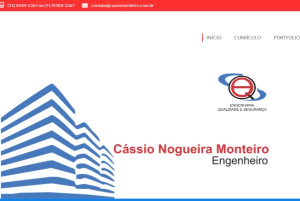 Cássio Nogueira Monteiro