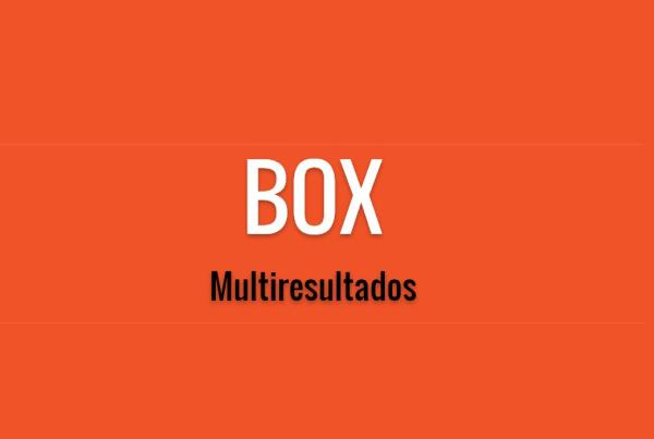 Novo Site Box Multiresultados