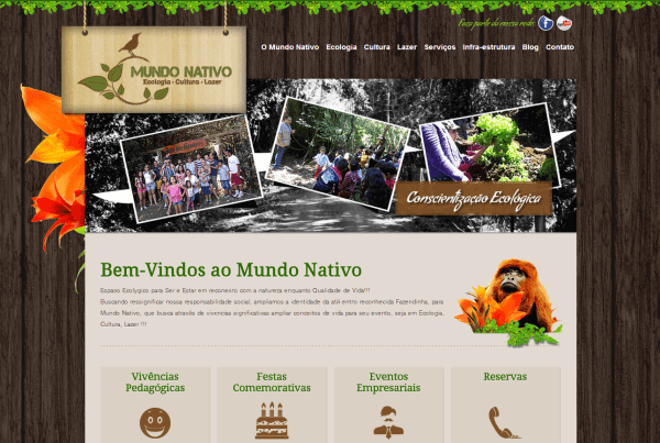 Mundo Nativo – Ecologia, Cultura e Lazer