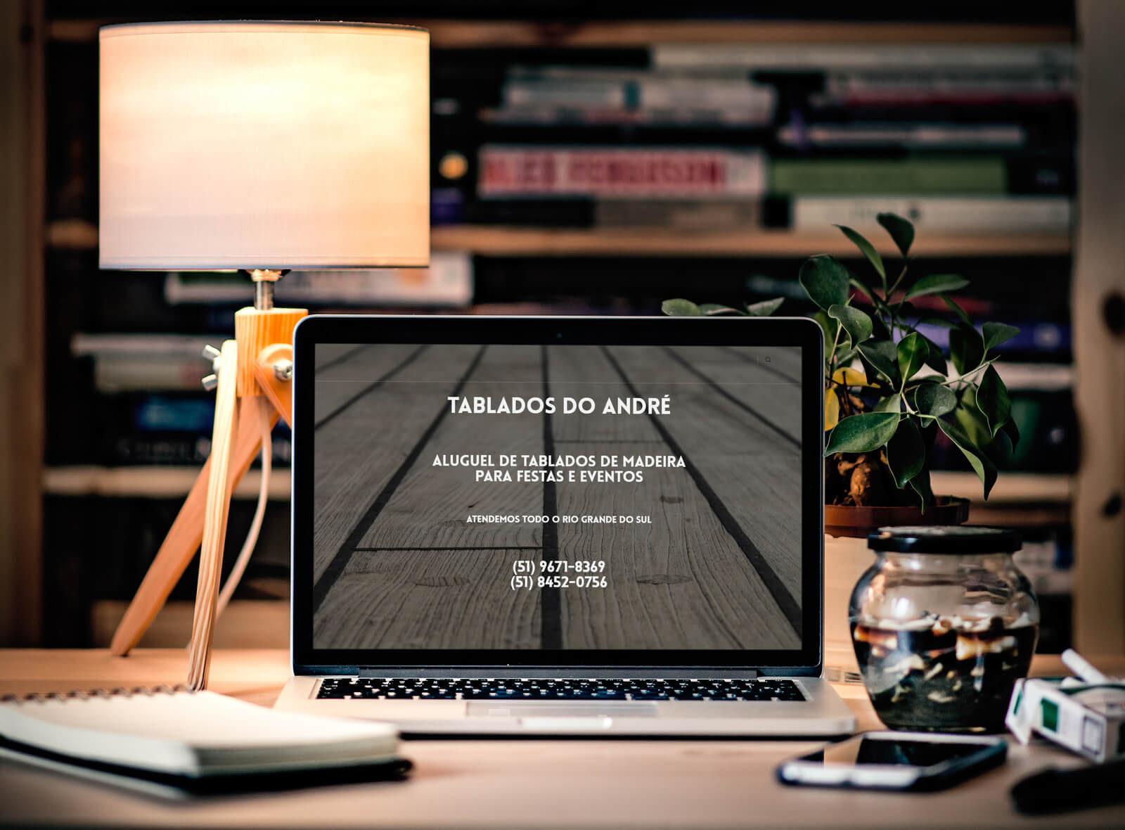 Tablados do André - Aluguel de Tablados de Madeira para Festas e Eventos - Tablados em Porto Alegre