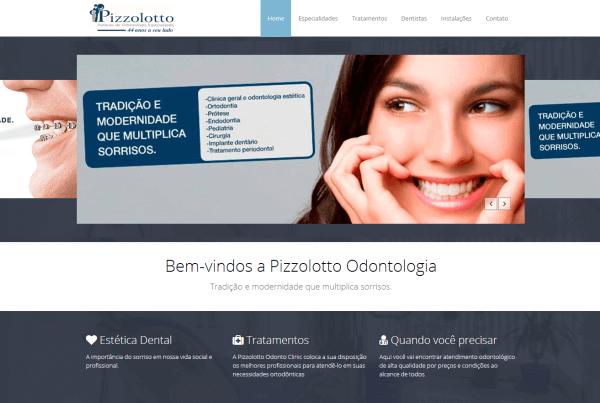Pizzolotto Odontologia – Gramado / RS